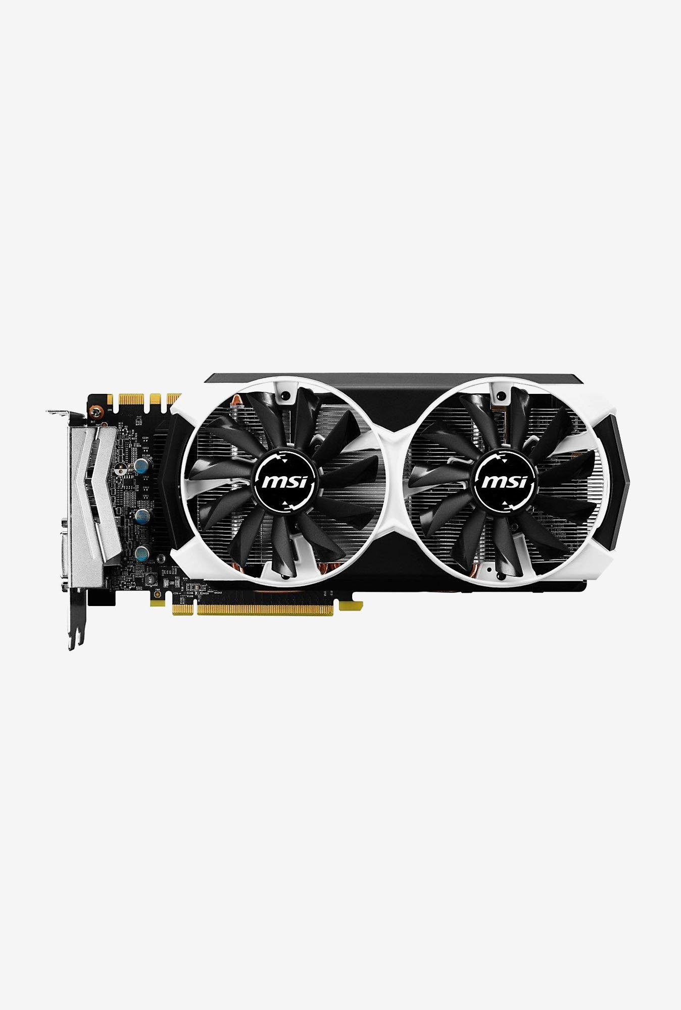 MSI GTX 970 4GD5T OCV1 Graphics Card Black