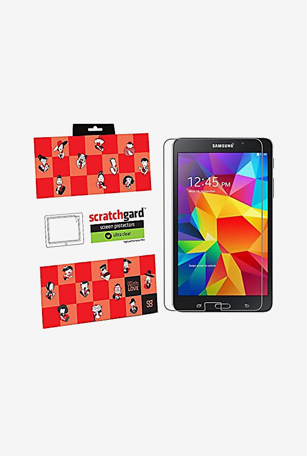 ScratchGard Ultra Clear Screen Protector for Samsung Tab 4