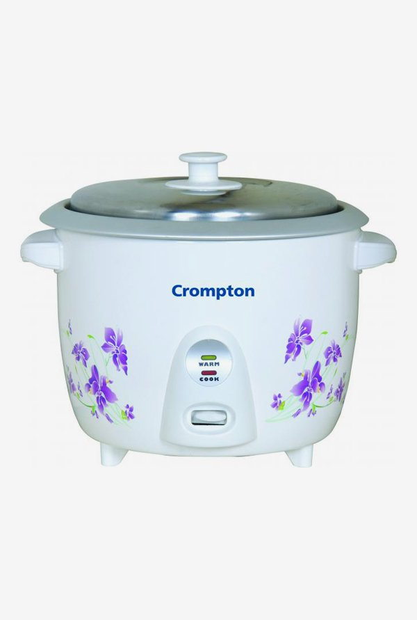 Crompton MRC61-I 1.5 Litre Electric Rice Cooker