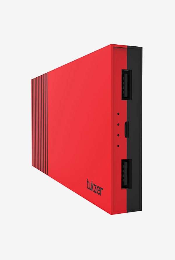 Tukzer X-Power 15000 mAh Power Bank (Red)