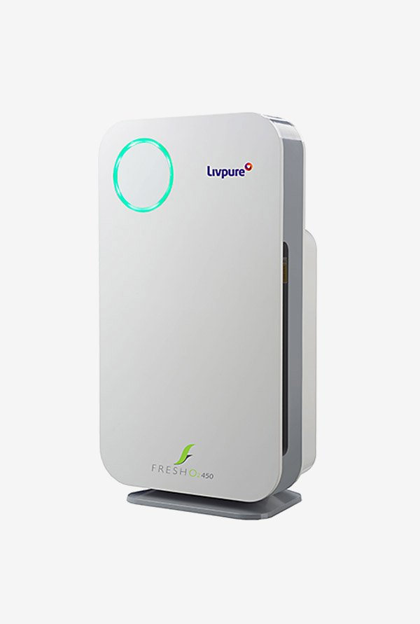 Livpure FreshO2 450 Air Purifier White