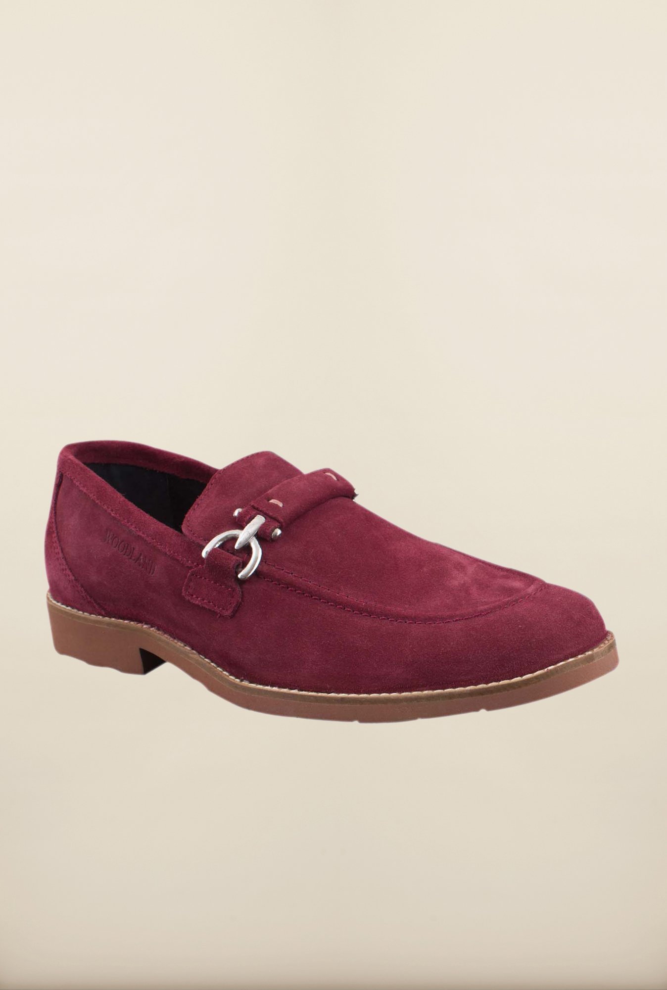 Woodland Cherry Oxford Shoes
