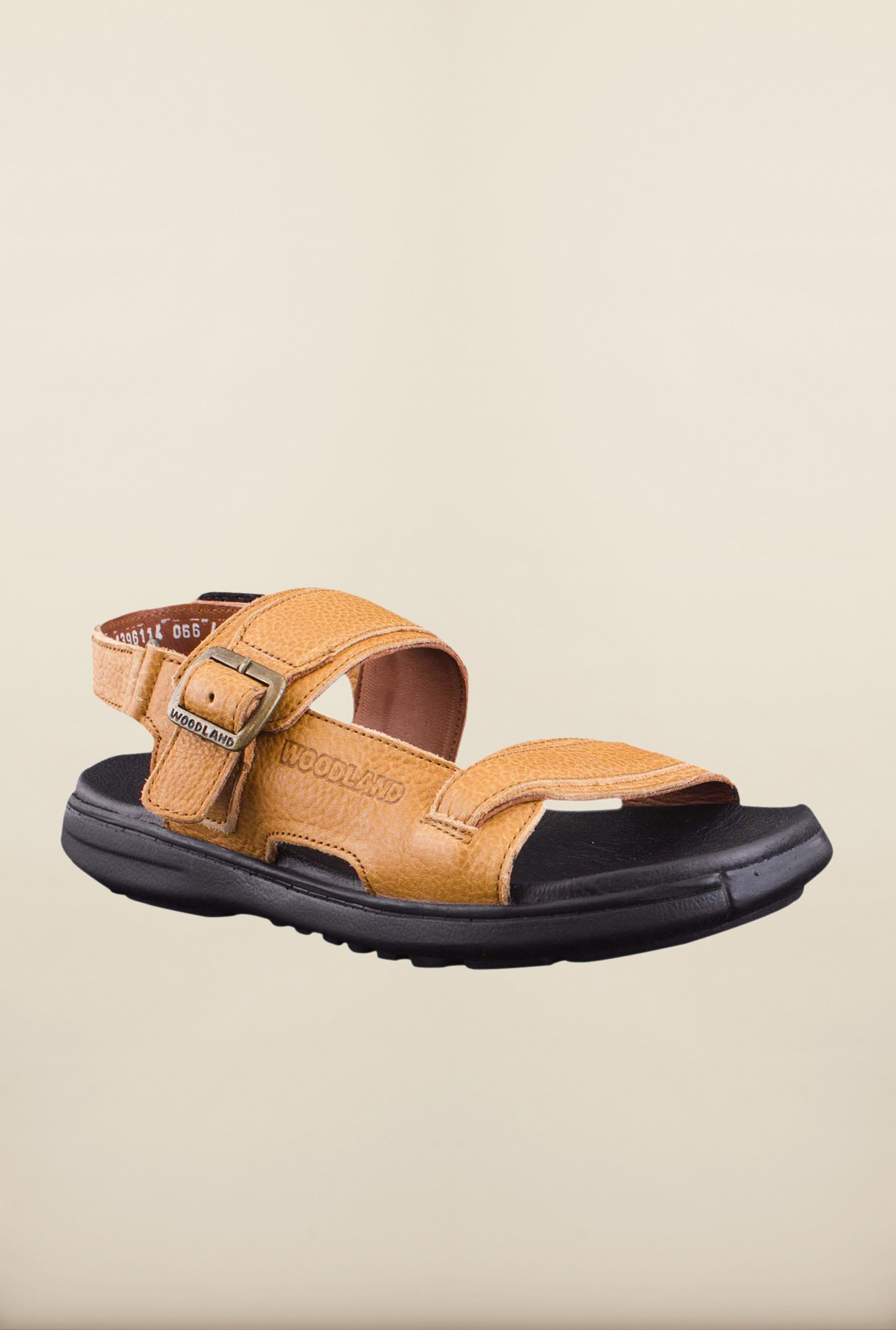 Woodland Tan Back Strap Sandals