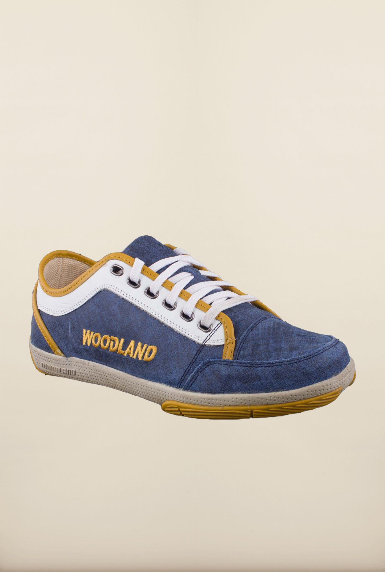 Woodland Blue Sneakers
