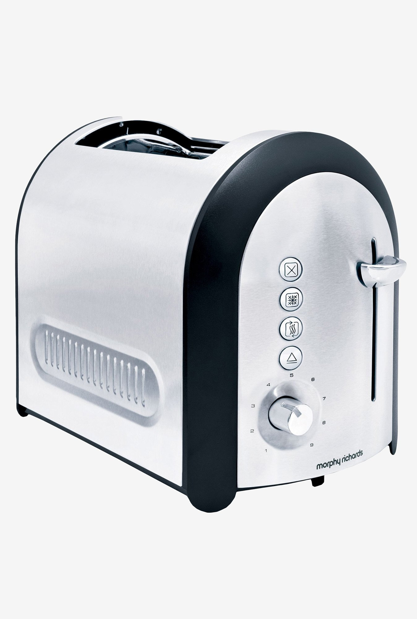 Morphy Richards Meno Pop Up Toaster White