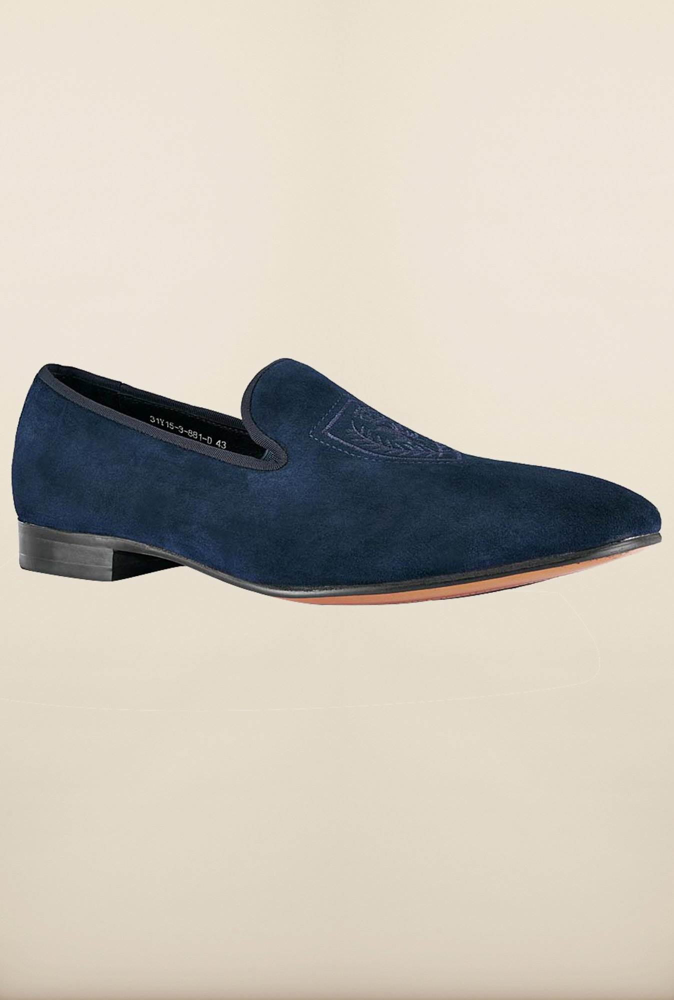 Tresmode Navy Bebillion Navy Loafers