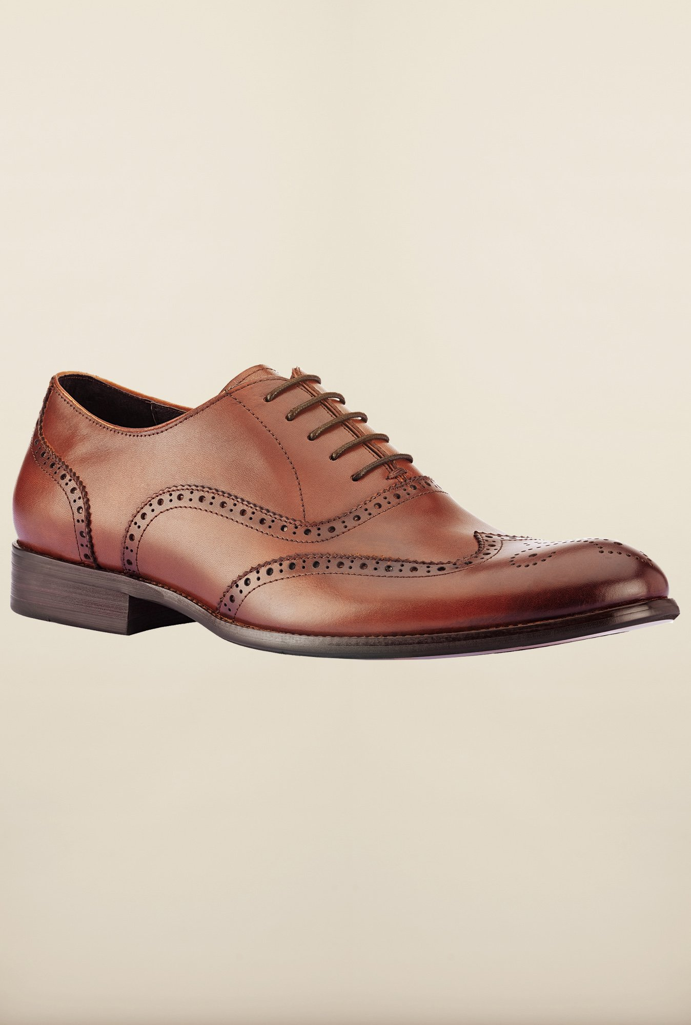 Tresmode Bobrown Brown Brogue Shoes