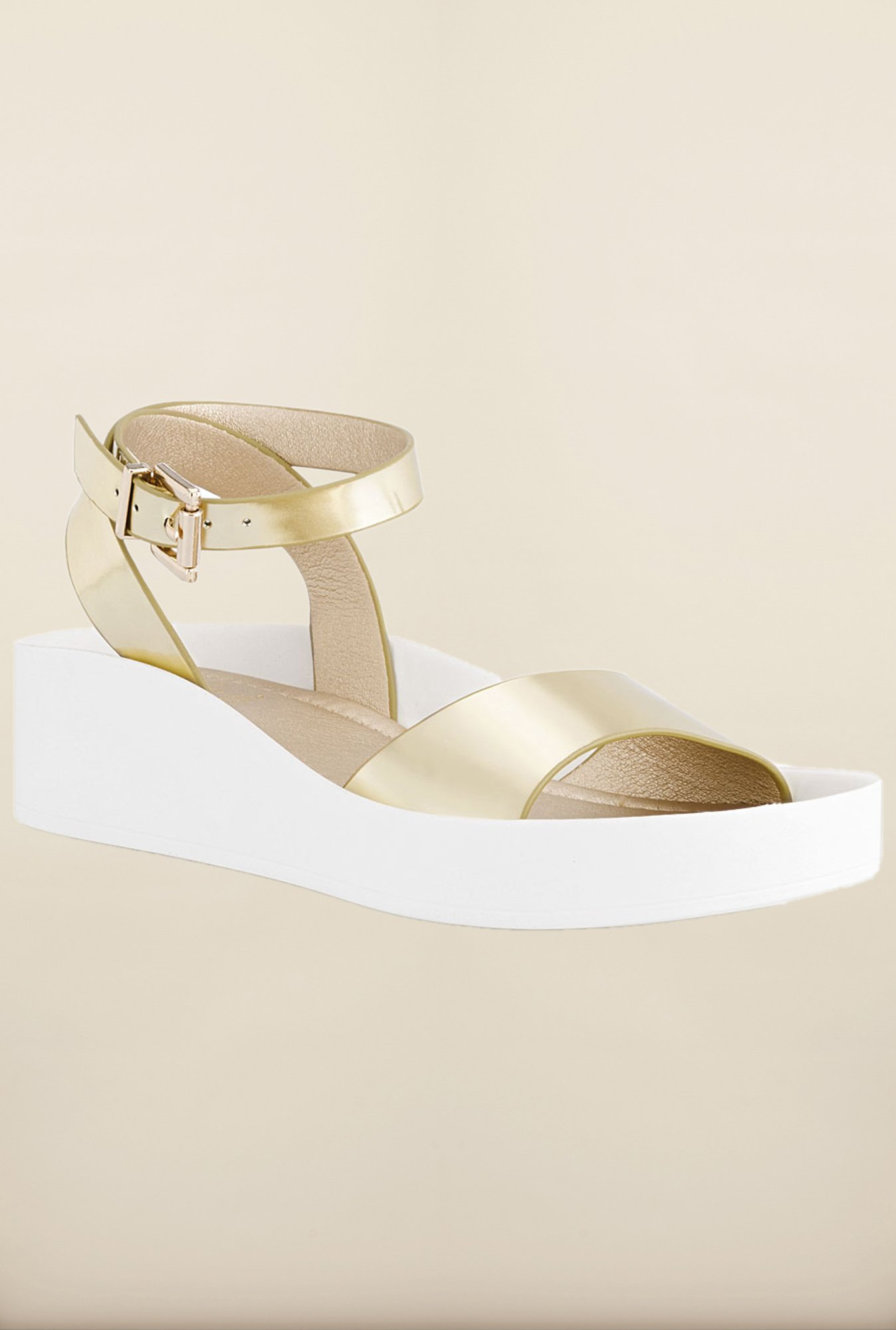 Tresmode Remetal Gold Wedges