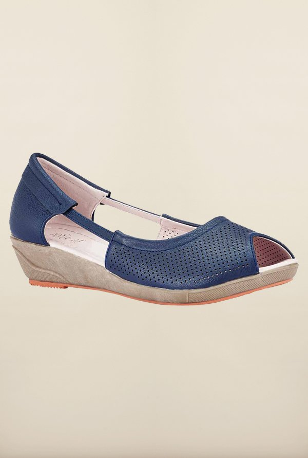 Tresmode Besumcool Navy Wedges