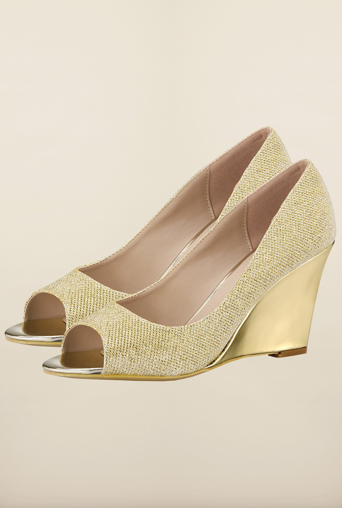Tresmode Charmedge Gold Wedges
