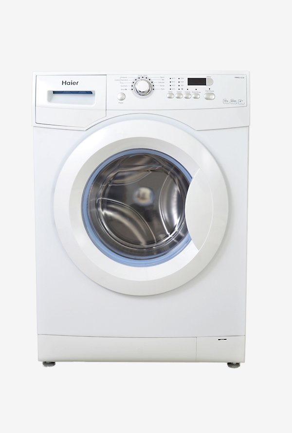 Haier HW60-1279 6 Kg Washing Machine White