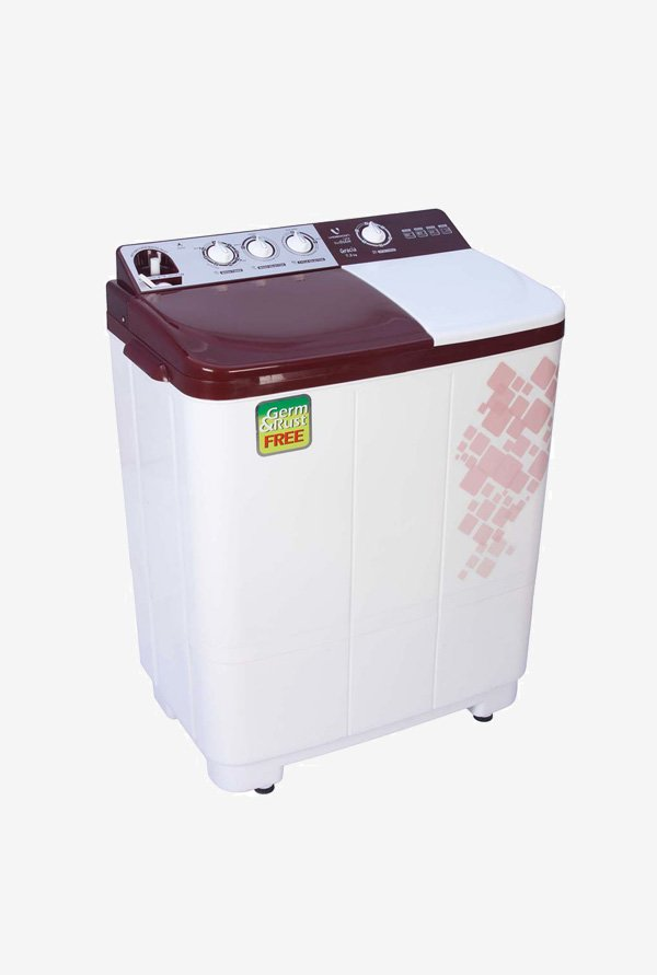 Videocon Gracia VS72H11 7.2 Kg Washing Machine Maroon
