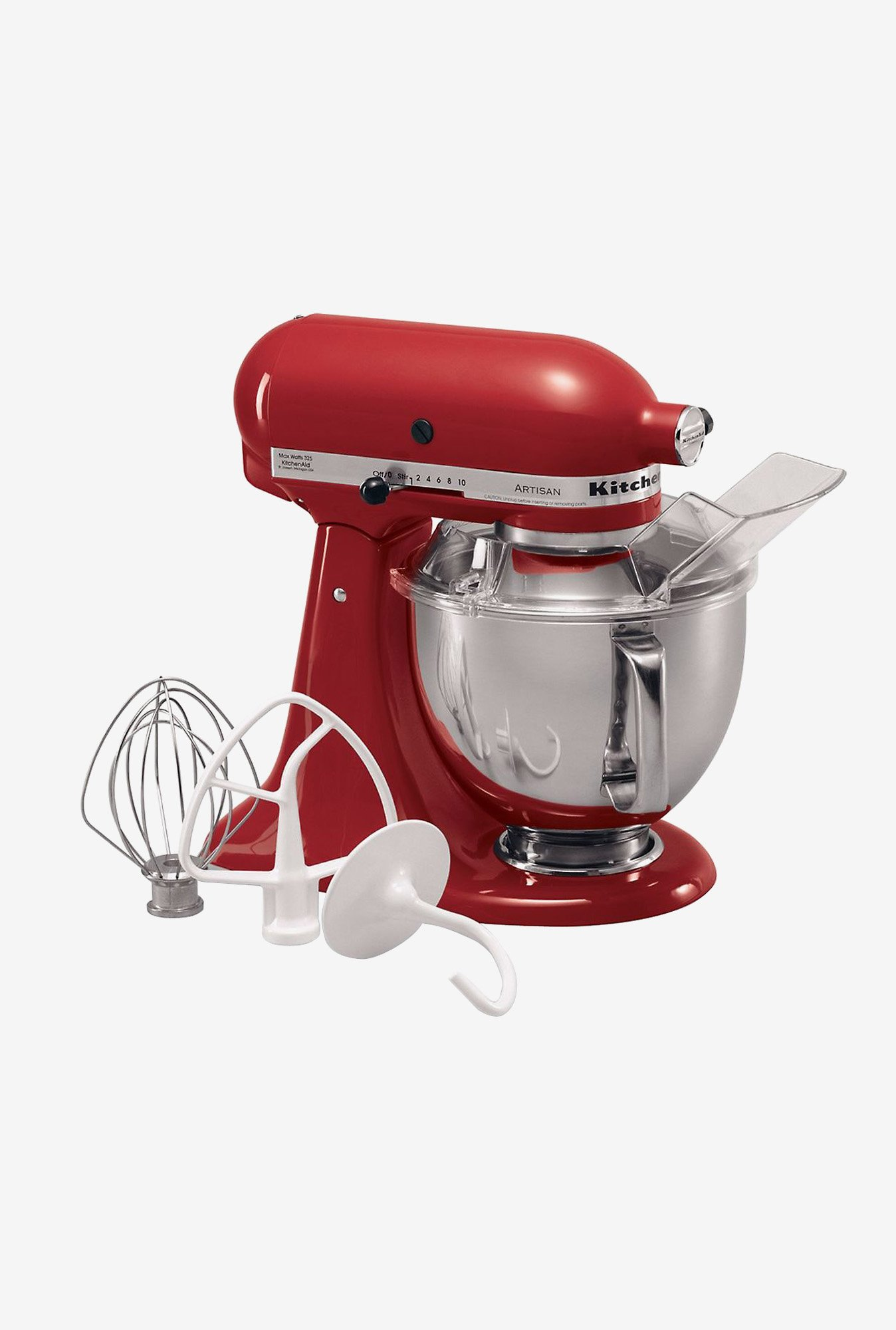 KitchenAid Artisan Tilt-Head Stand Mixer Empire Red