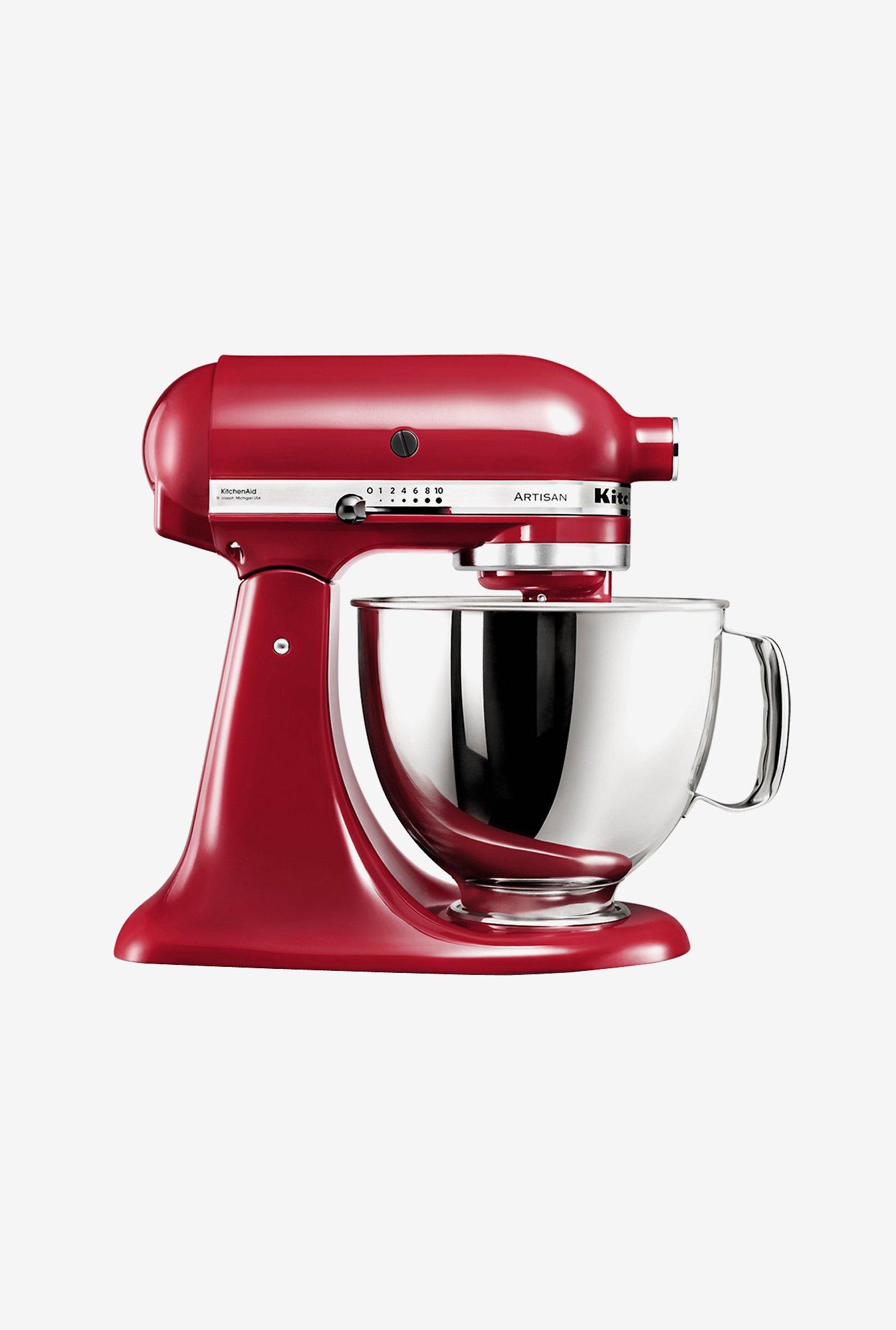 Buy KitchenAid Artisan Tilt-Head Stand Mixer Candy Apple Online at ...