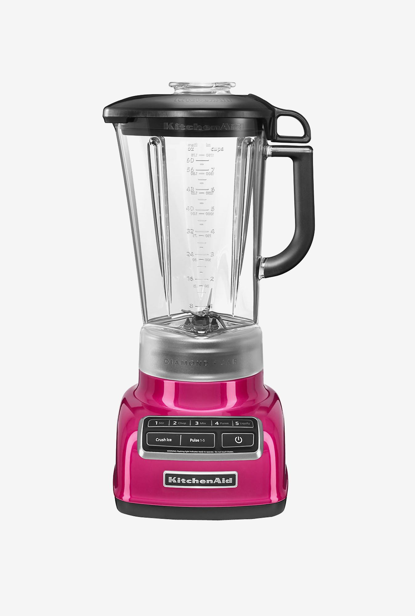 KitchenAid 5KSB1585DRI Diamond Blender Raspberry Ice