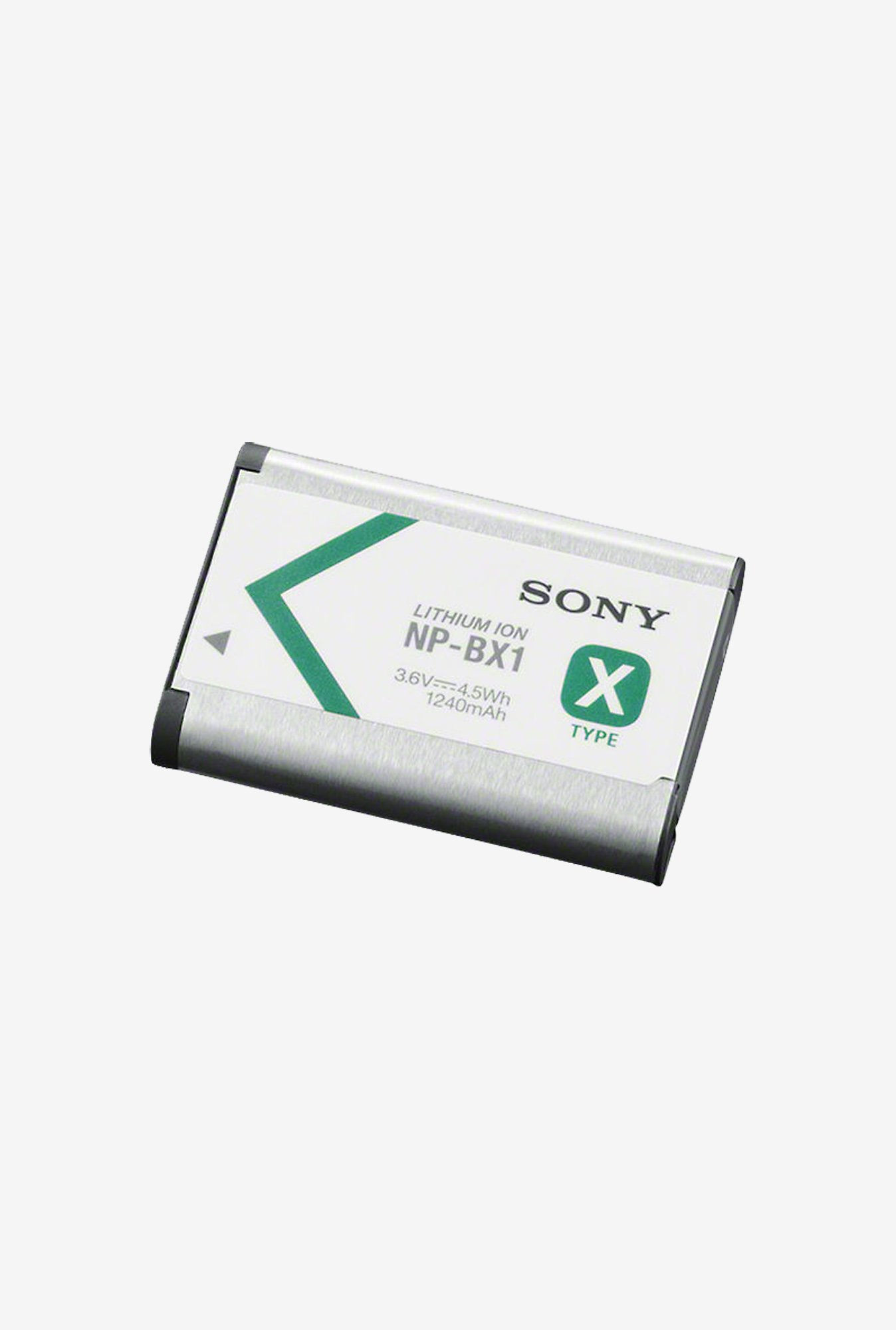 Sony NP-BX1 Battery White
