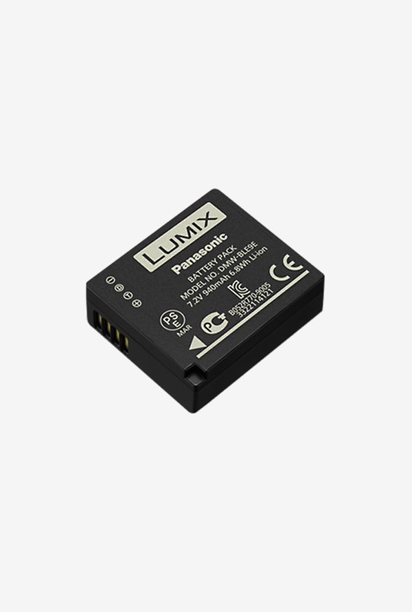 Panasonic DMW-BLE9E Lithium-Ion Battery Black