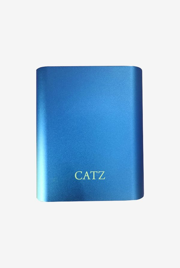 CATZ 10400 mAh Power Bank (Blue)