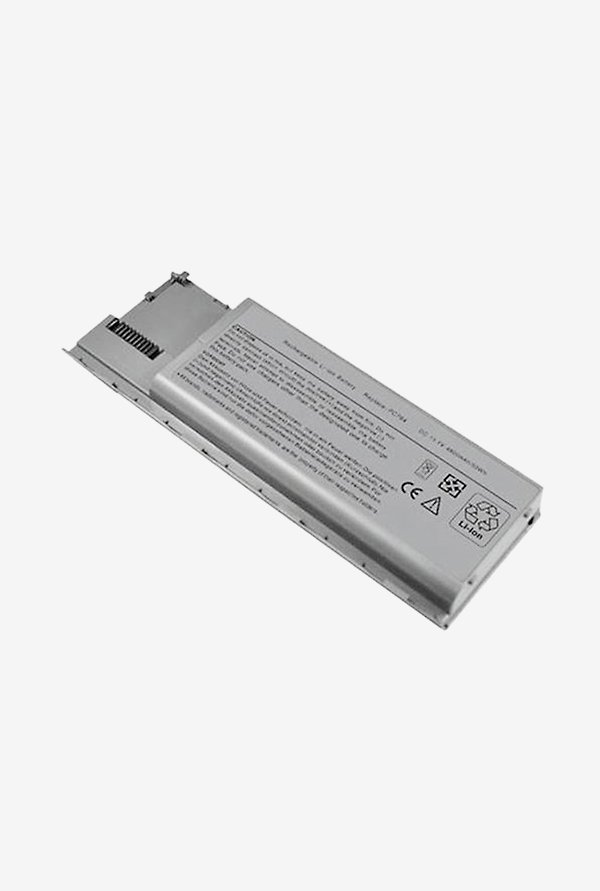 Dell KP433 4400 mAh Laptop Battery Silver