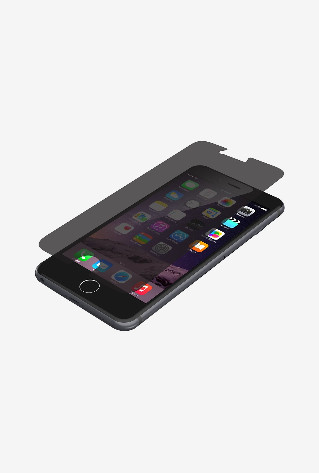 Zagg InvisibleShield Glass Privacy Screen for iPhone 6 Plus