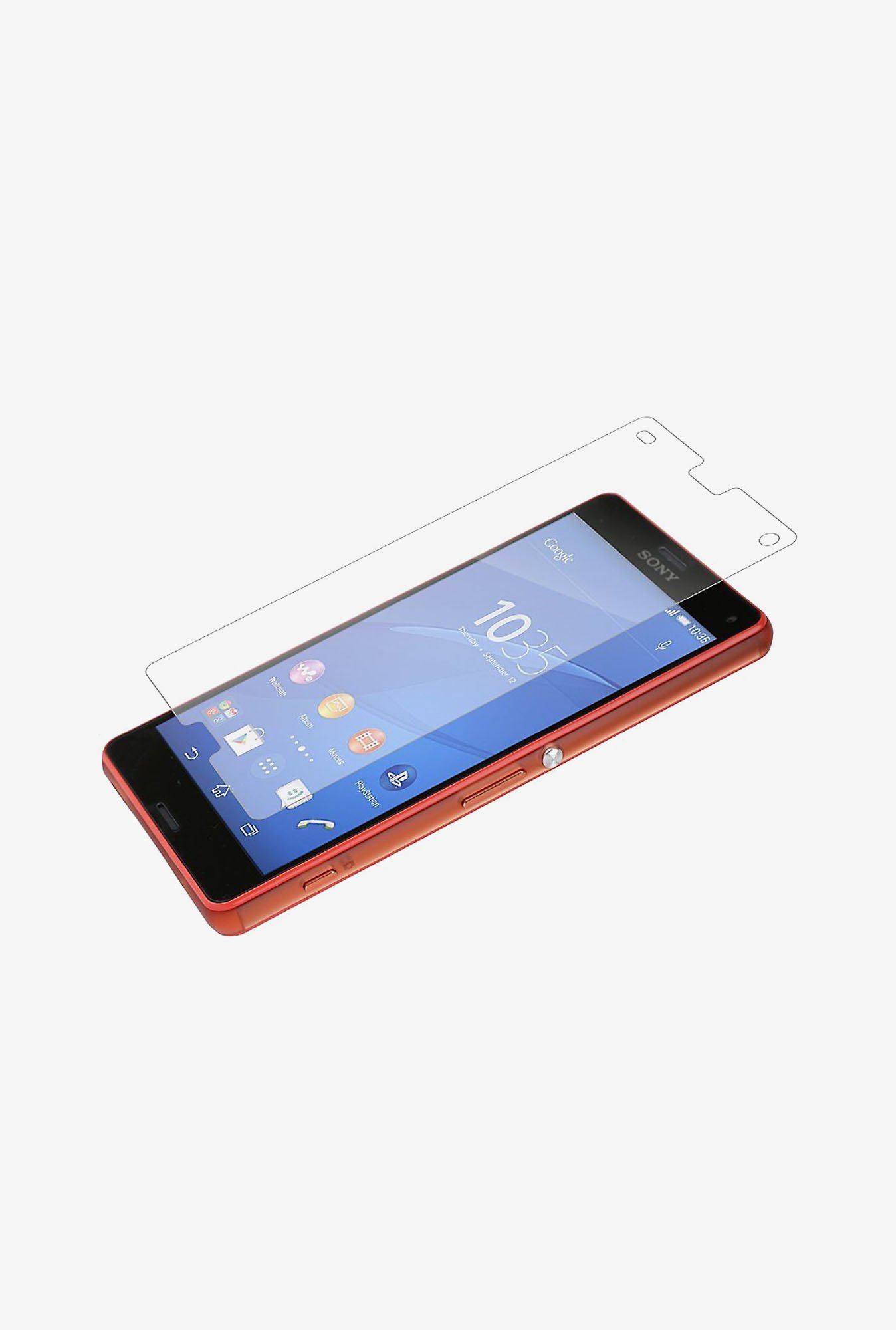 iFrogz GlassGuard Screen Protector for Sony Xperia Z3 Compact