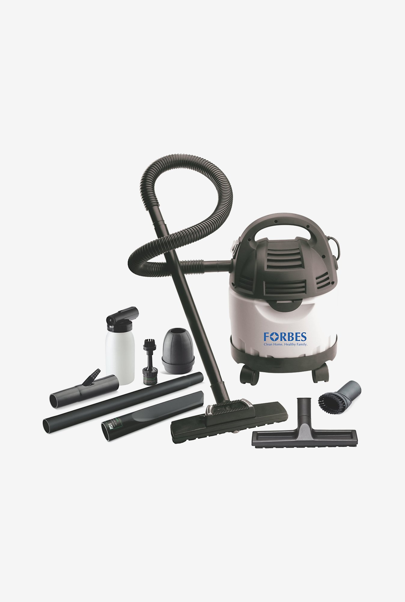 Eureka Forbes Trendy Wet And Dry Vacuum Cleaner Grey
