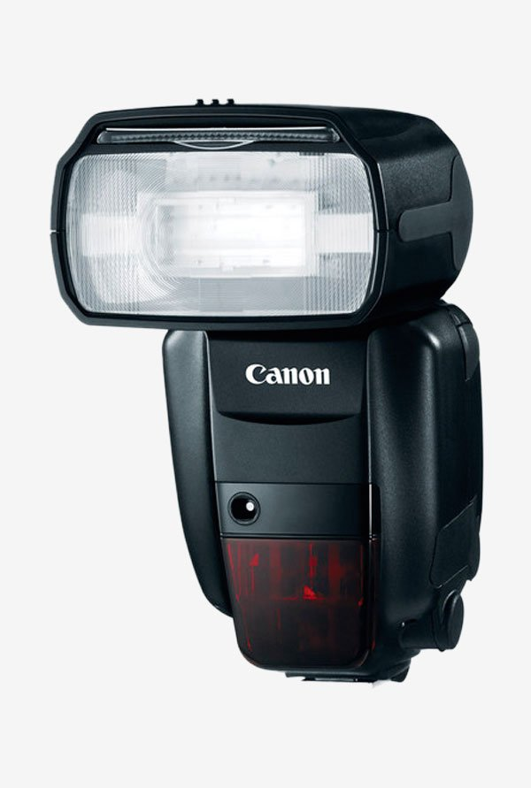 Canon Speedlite 600EX-RT Flash for DSLR Camera