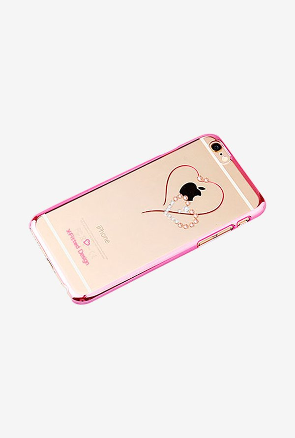 X-fitted Icon Pro Telesthesia P6DX(P) iPhone 6/6s Case Pink
