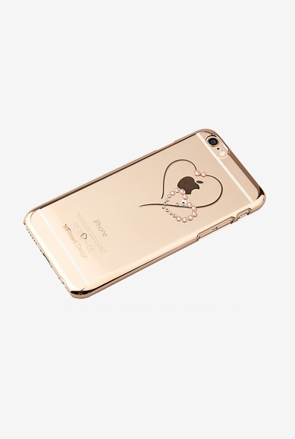 X-fitted Icon Pro Telesthesia PPDX(G) iPhone 6/6s+ Case Gold