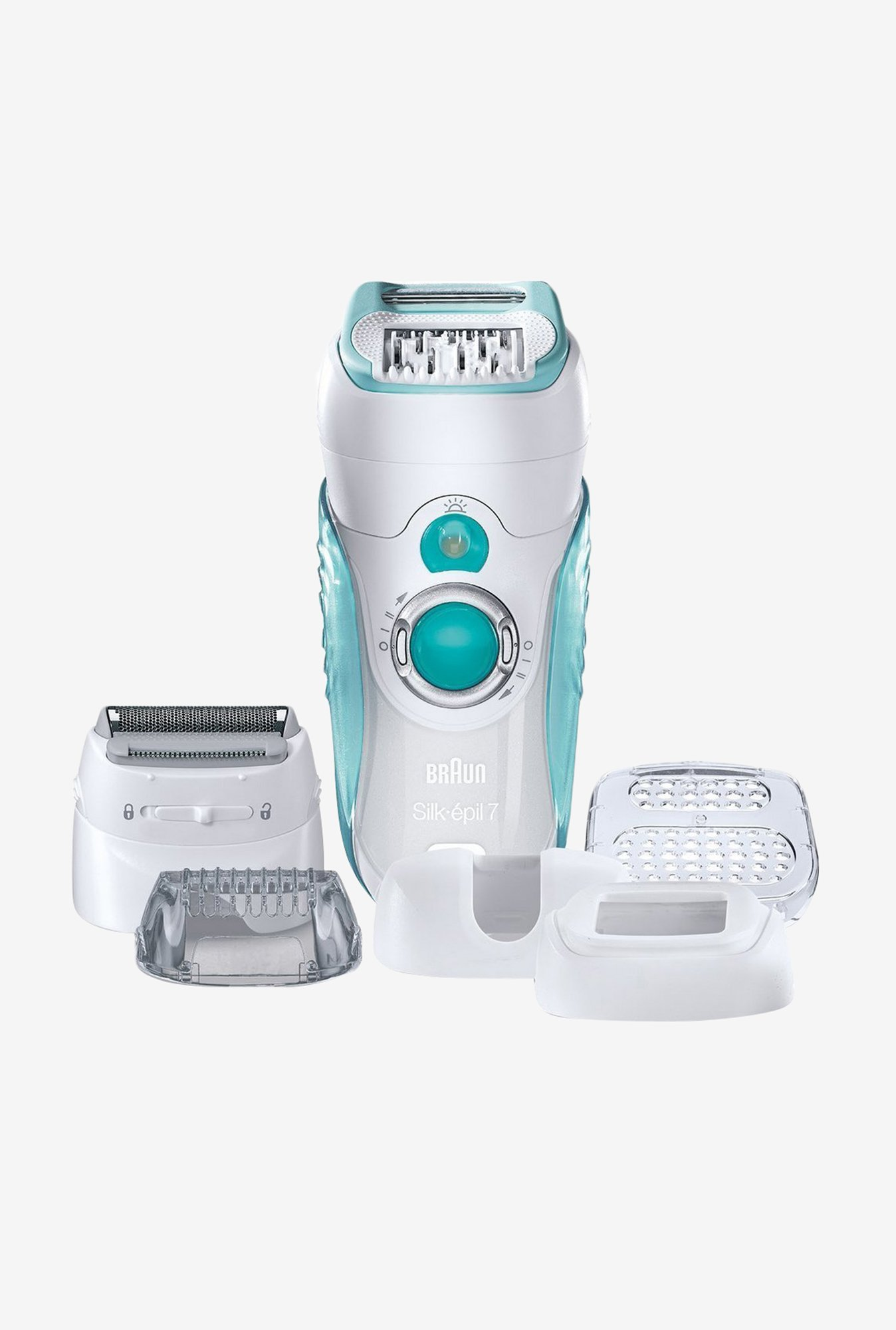 Braun Silk-Epil 7-751 Epilator White