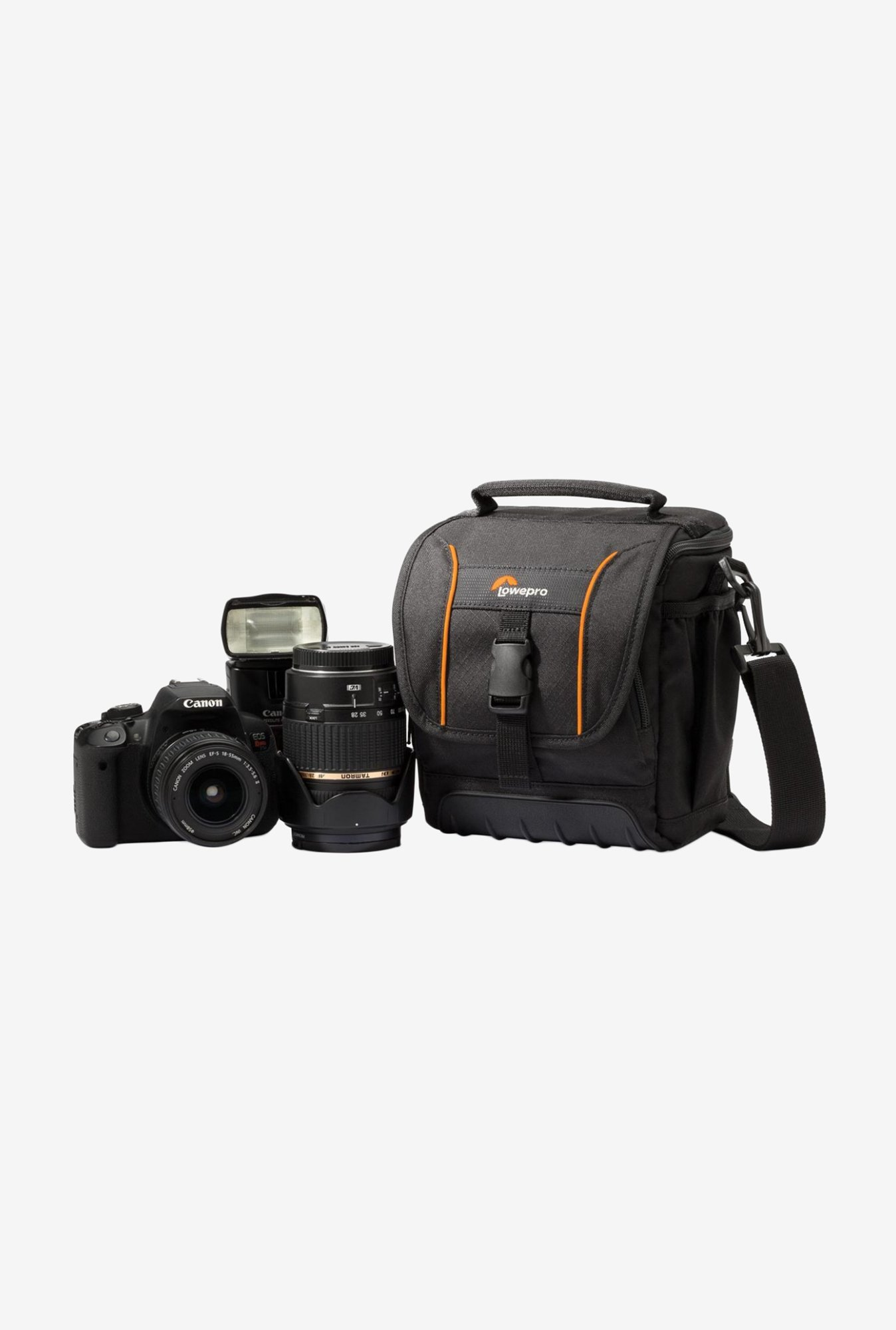 Lowepro Adventura SH-140 II Shoulder Bag Black