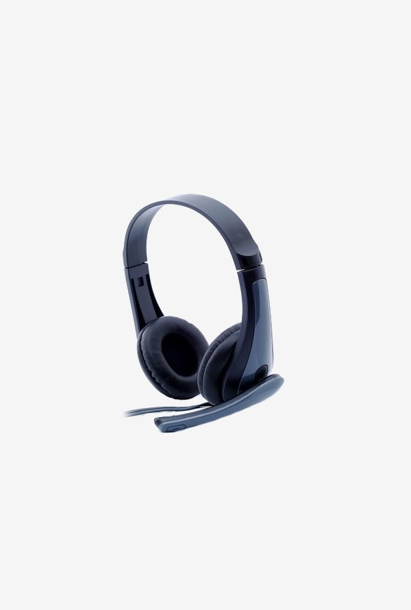 Zebronics Colt 2 Over The Ear Headsets Grey