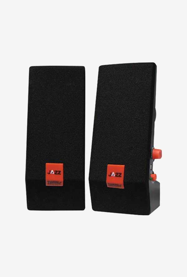 Zebronics Jazz S380 Computer Speakers Black