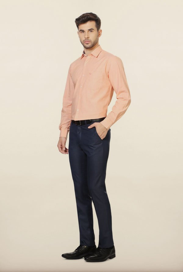 University of Oxford Orange Formal Shirt