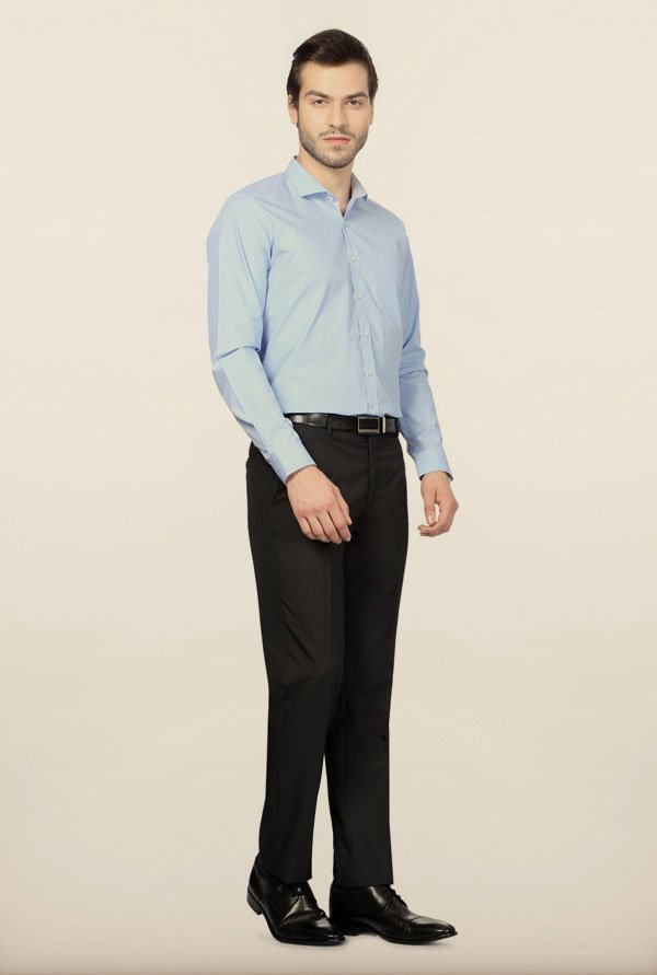 Van Heusen Light Blue Formal Shirt
