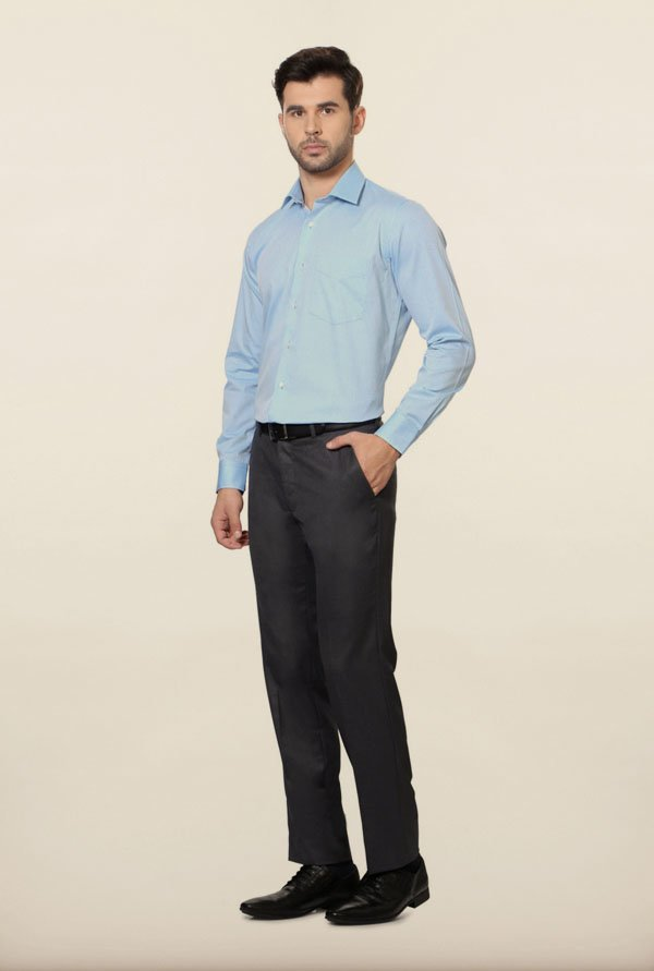 Van Heusen Blue Formal Shirt