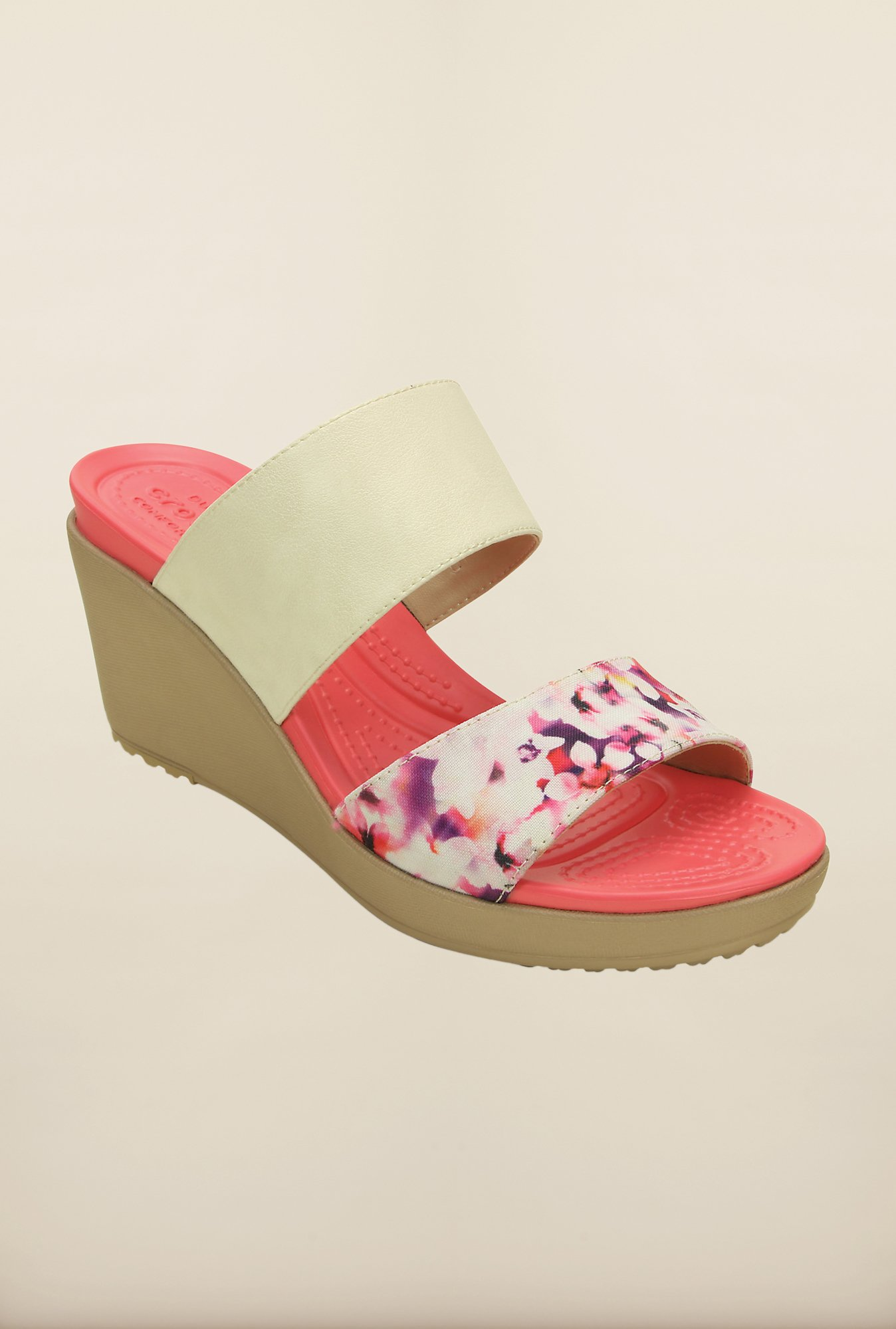 Crocs Leigh II Multicolor Wedges