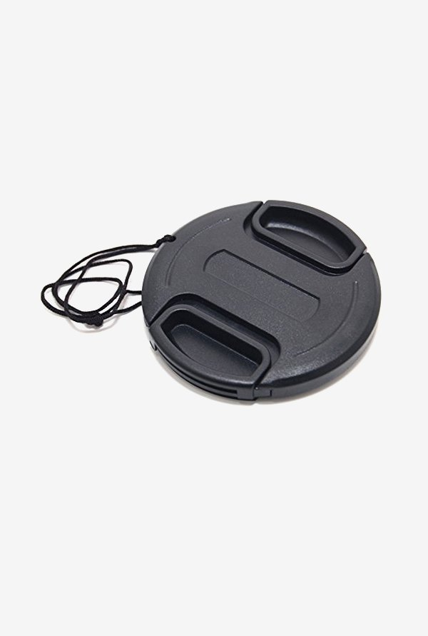 JJC LC-58 58 mm Lens Cap Black