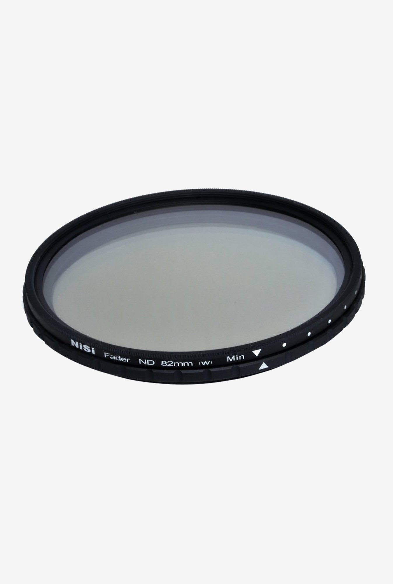 Nisi ND 2-400 82mm Fader Filter Black