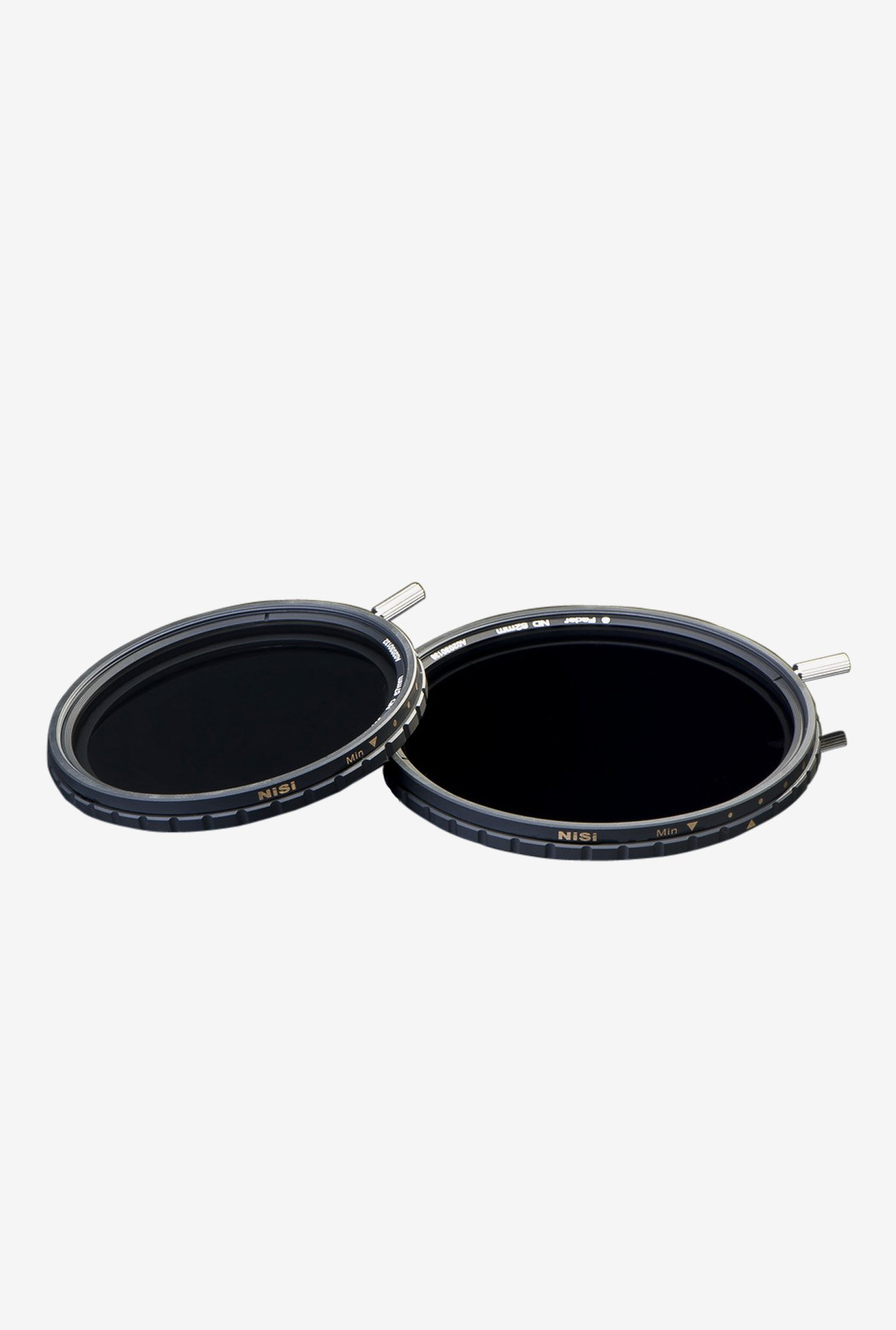 Nisi ND 4-500 67mm Fader Filter Black