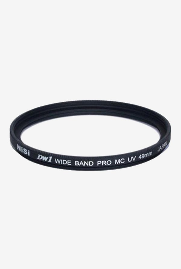 Nisi Pro UV 49mm UV Lens Filter Black