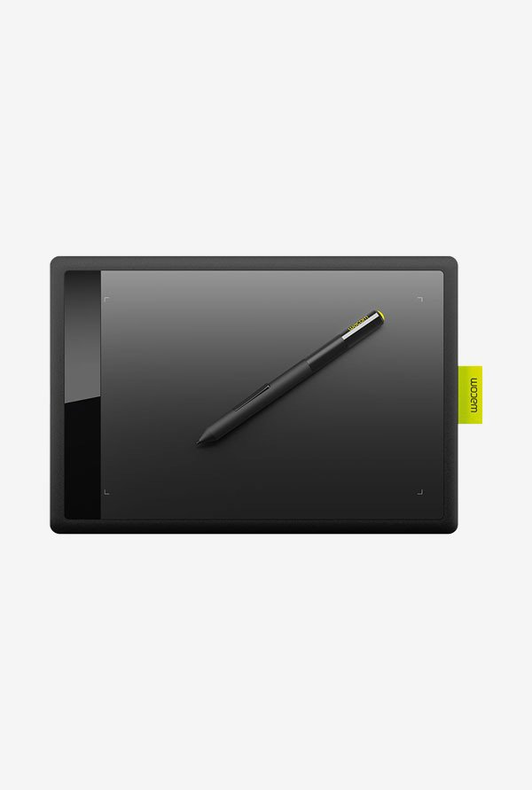 Wacom One CTL 671/KO-C Pen Tablet with Digital Stylus Black