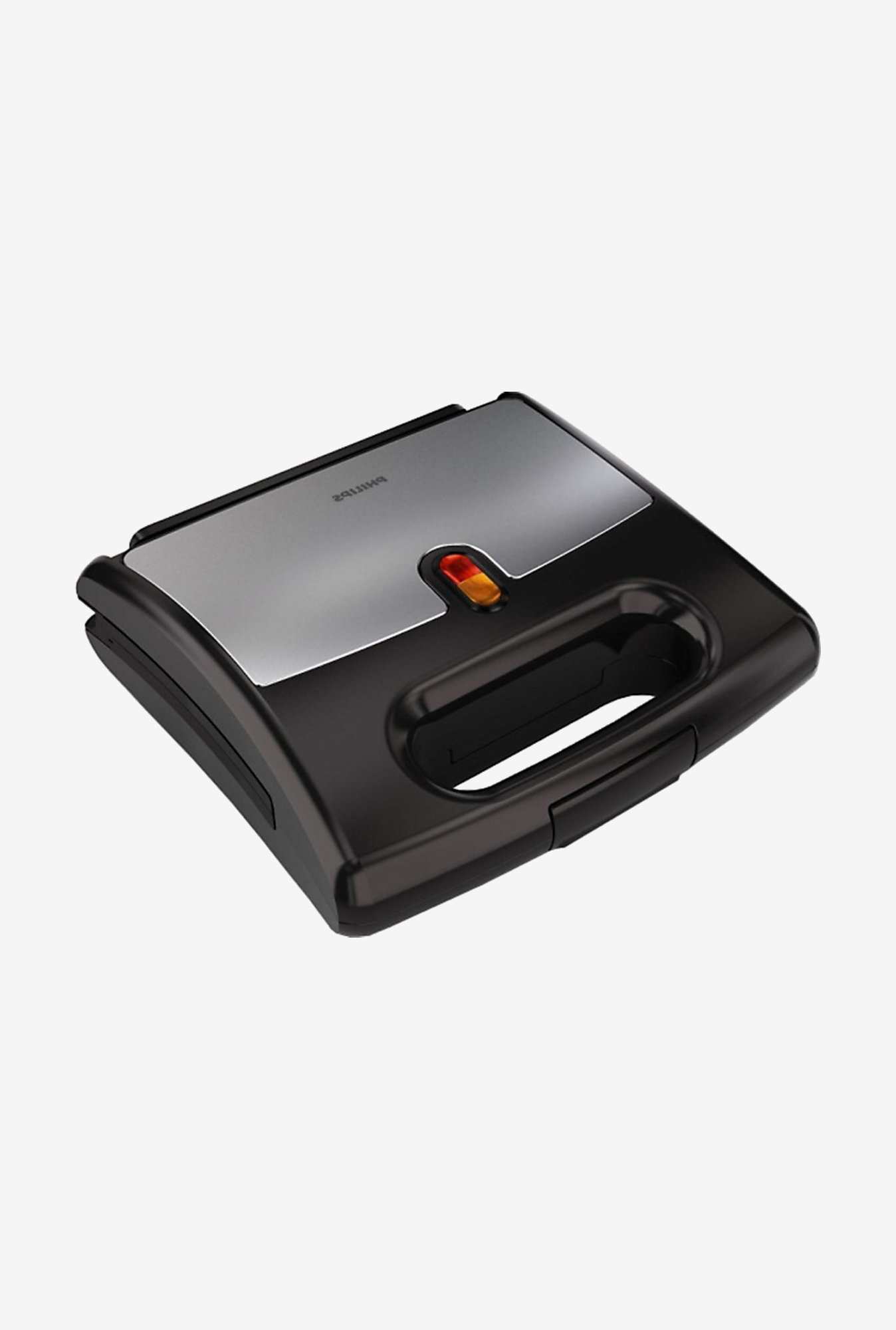 Philips HD2389/00 Pannini Grill Sandwich Maker (Black)