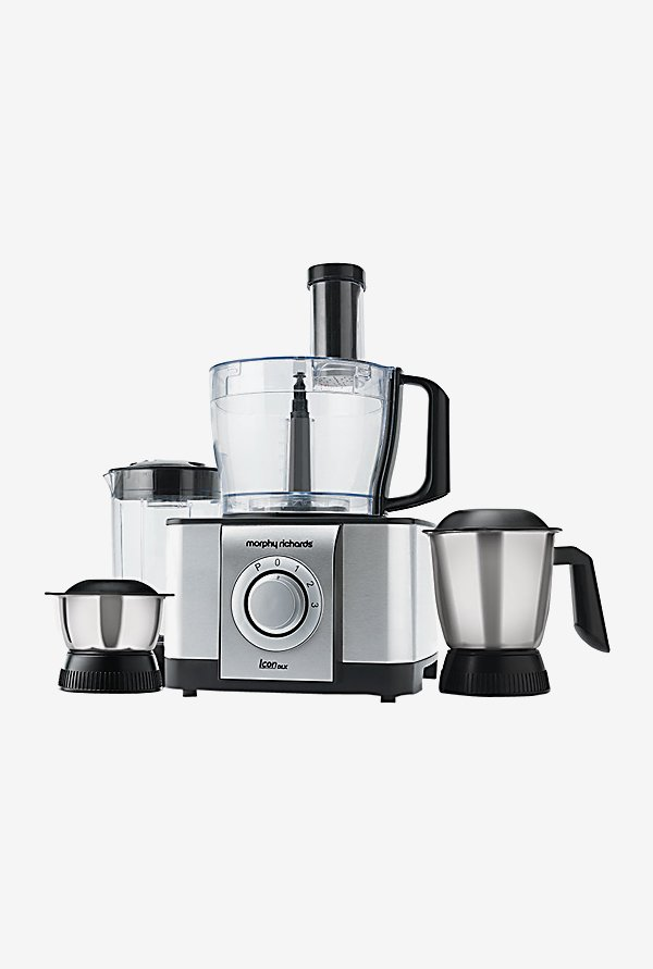 Morphy Richards Icon Delux 1000W Food Processor