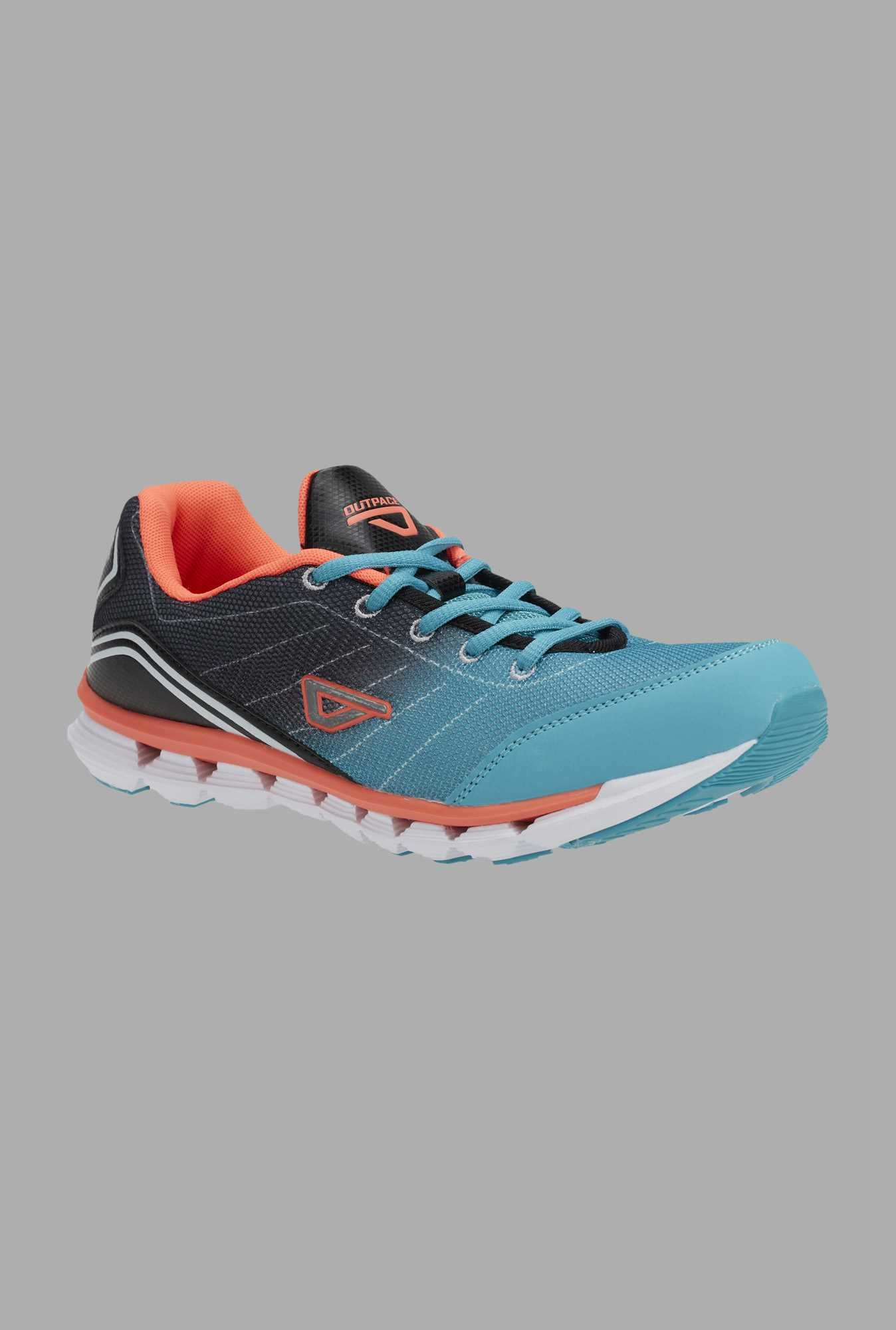Outpace Blue Training Shoes