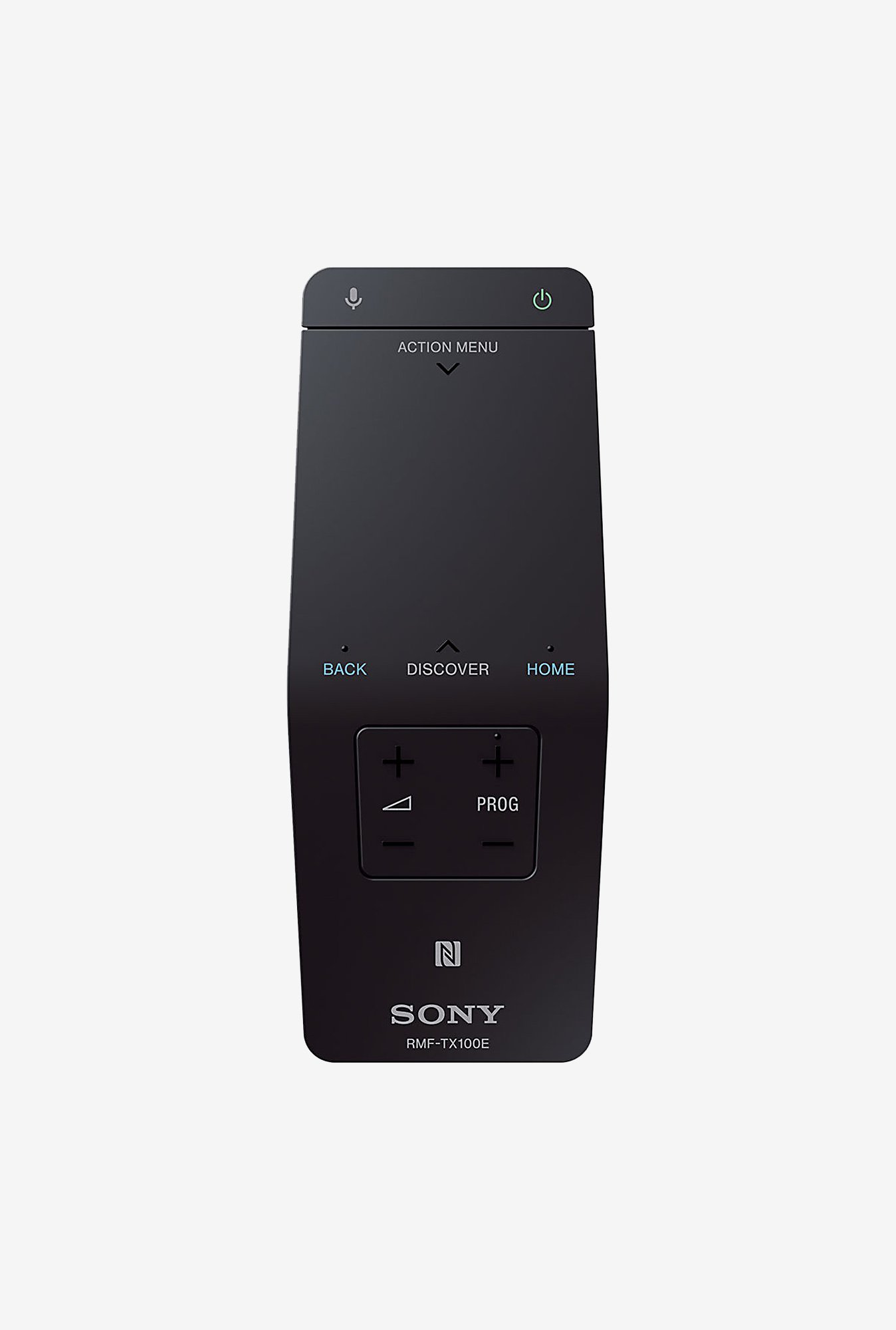 Sony RMF-TX100E GE1 TV Remote Control (Black)