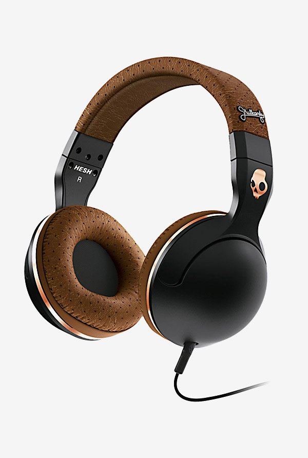 Skullcandy Hesh 2 S6HSFY-315 Headphones with Mic(Brown)