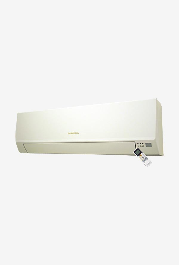 O General ASGA12BMTA 1.0 Ton 3 Star Split AC (White)
