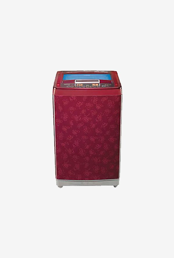 LG T10RRF21V1 9 kg Fully Automatic Washing Machine (Red)