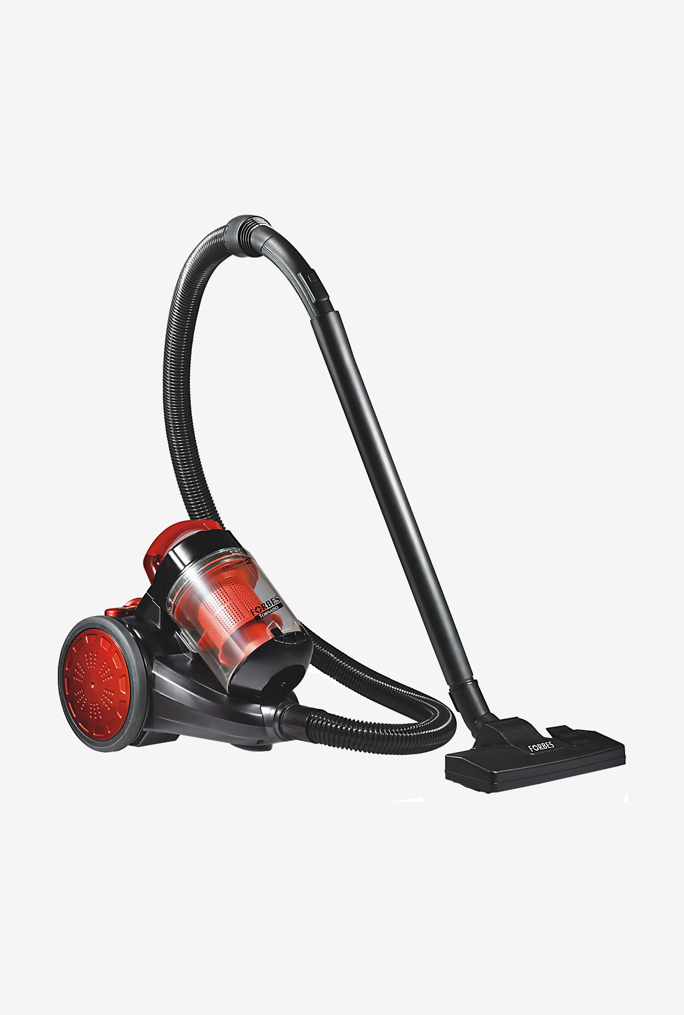Eureka Forbes Trendy Tornado Bagless Vacuum Cleaner Blk/Red